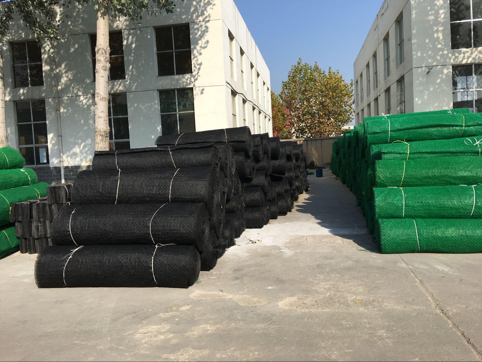 三维土工网垫在防风固土方面表现的优势