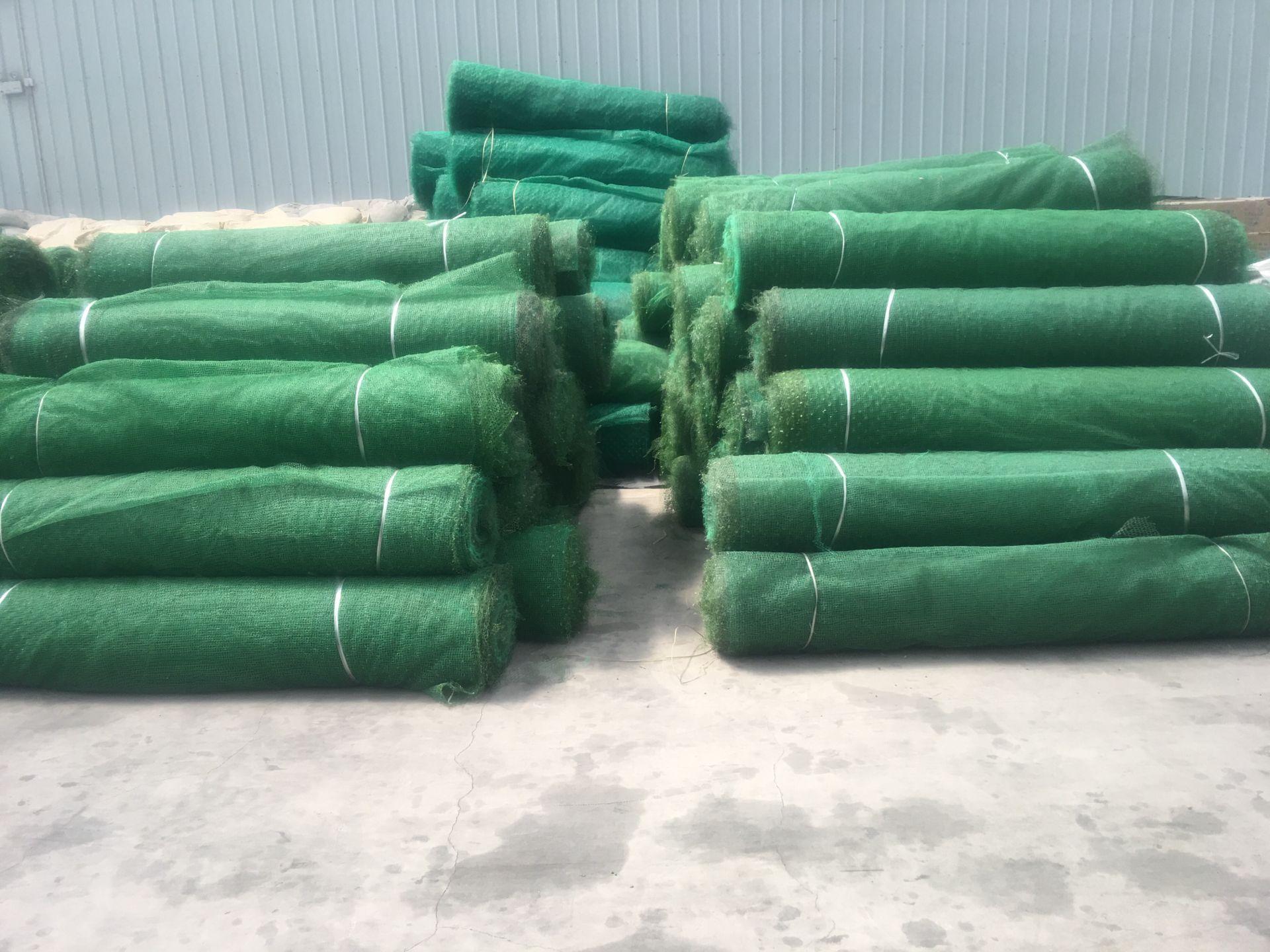 三维植被网种草应注意的事项及施工要求