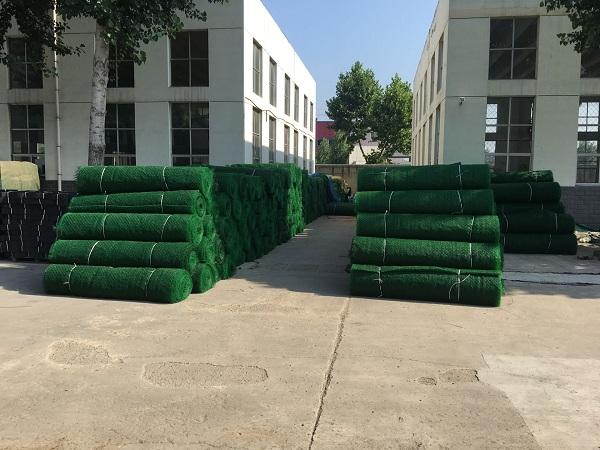 三维植被网护坡的快速防护措施