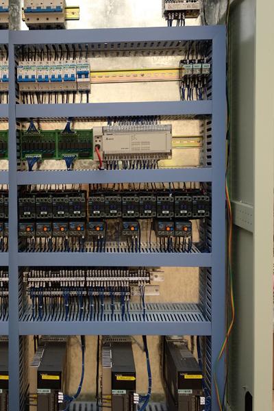 自动配料系统的配送方式与日常保养事项
