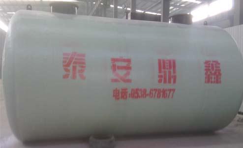 sf双层储油罐