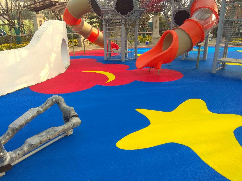 详说epdm塑胶地垫和跑道的效果与基础知识