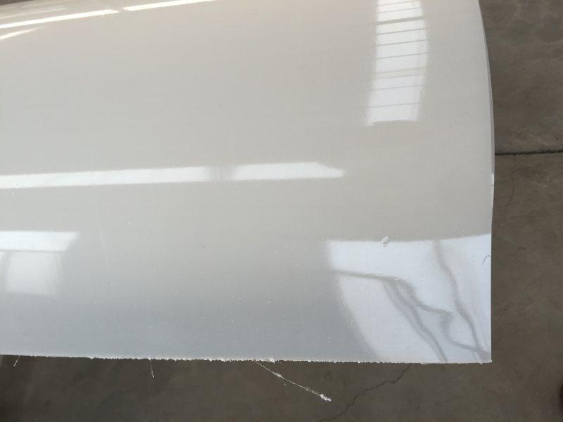 自粘式防水板两种生产工艺的对比
