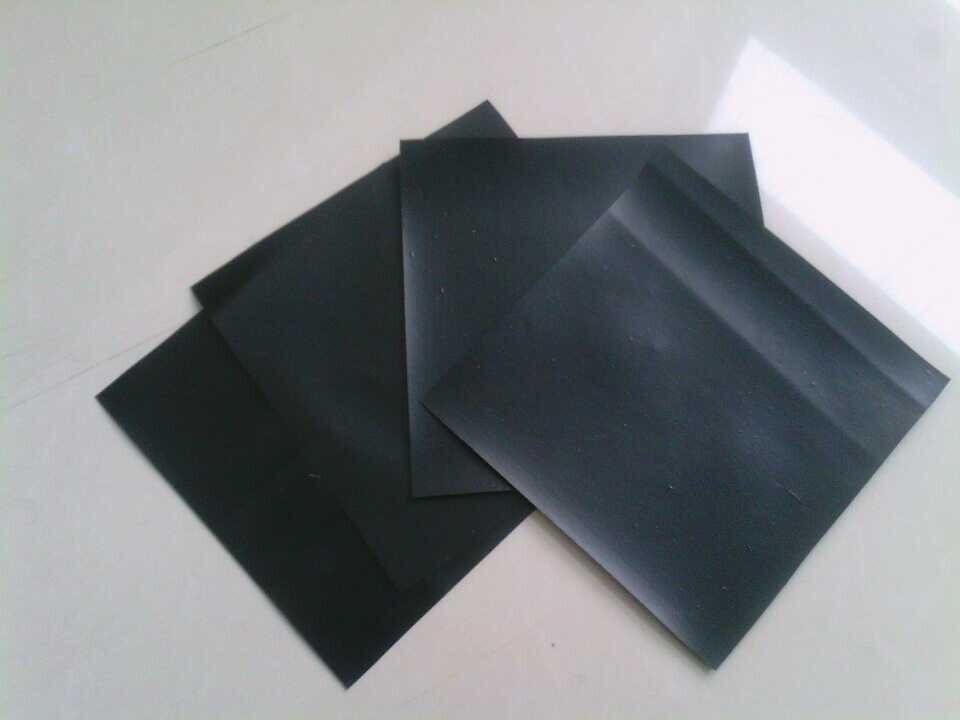 土工膜焊缝质量的检测方法
