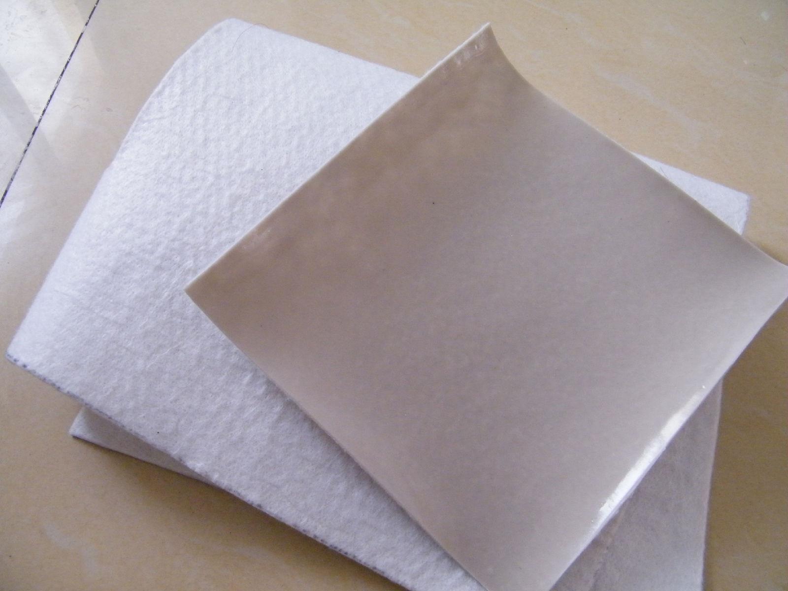 土工膜在安装和展开前应怎样防止损坏?