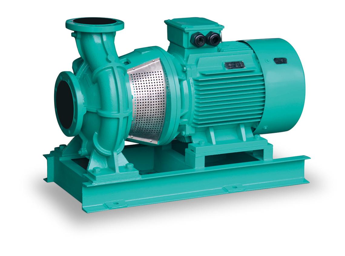 潜水排污泵广泛用于城市排水处理