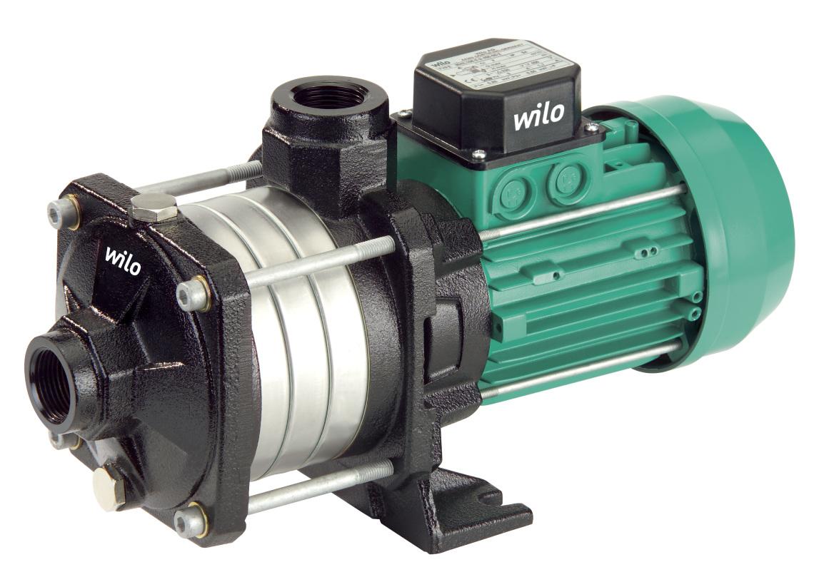 WILO进口威乐水泵办事处