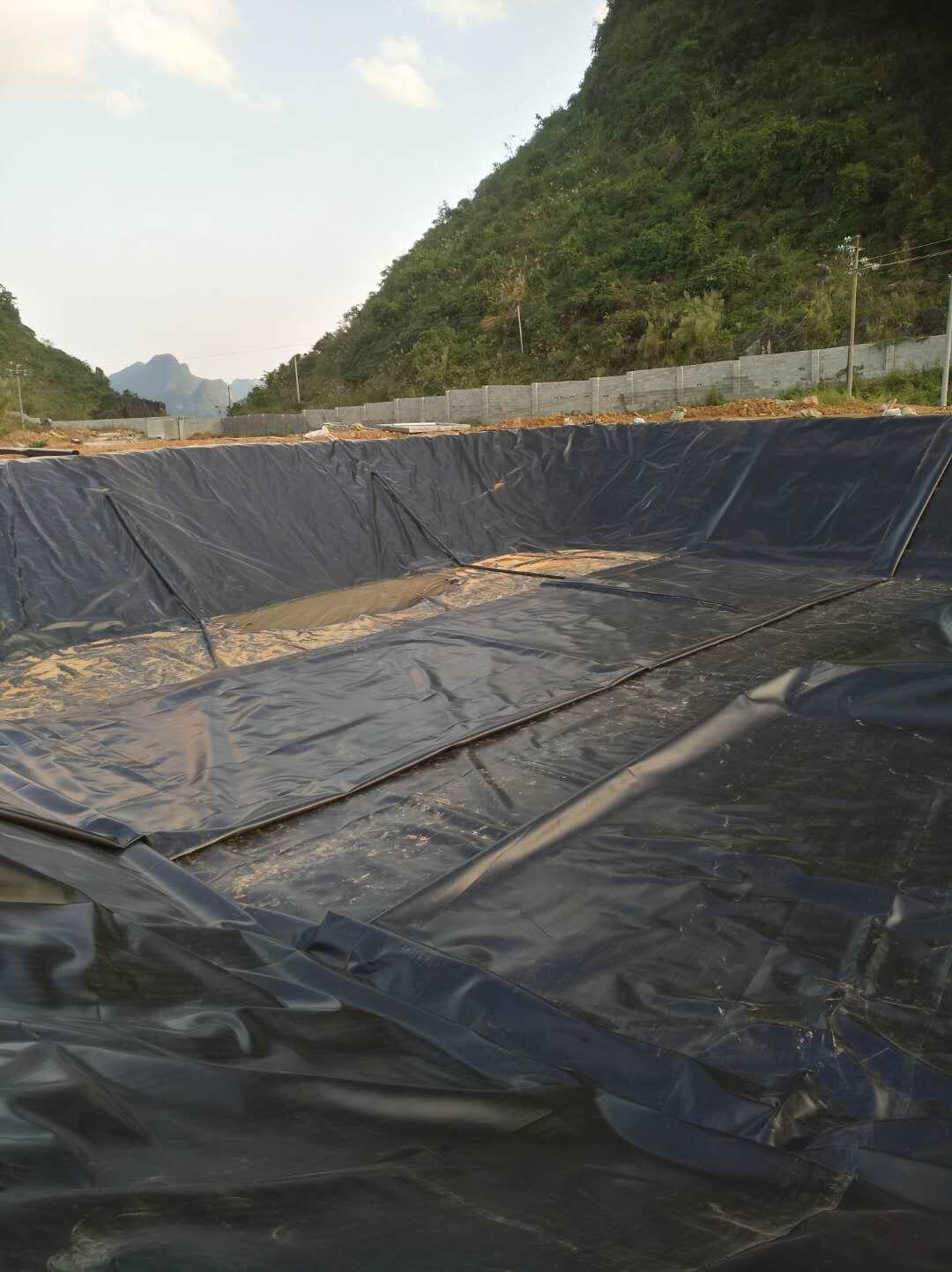 藕池专用膜厂家介绍养殖专用膜建池所需要的硬件设施