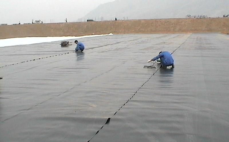 藕池专用膜衬垫体系的规划过程