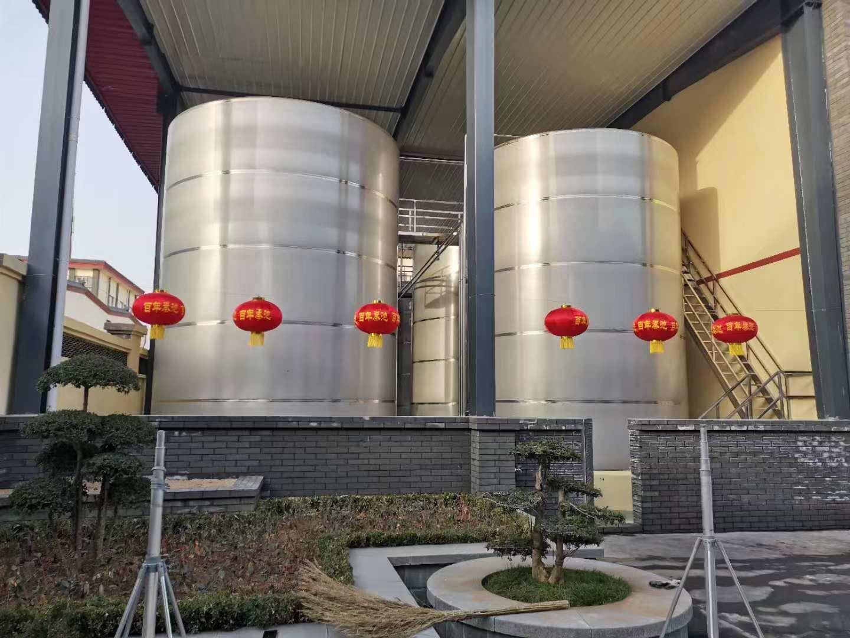 不锈钢酒罐可以适用于多种酒类的存储