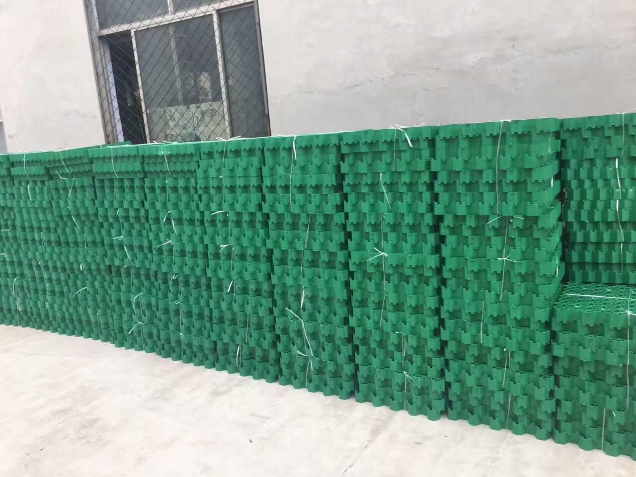 蓄水排水板