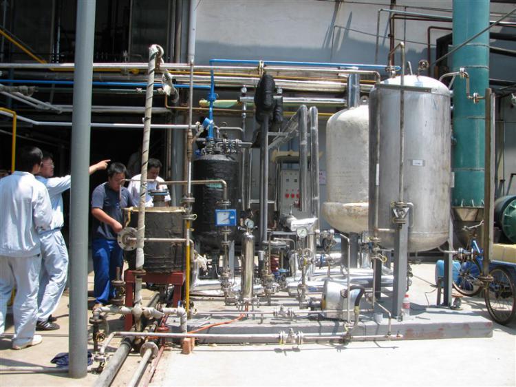工业废水的排水系统组成部分