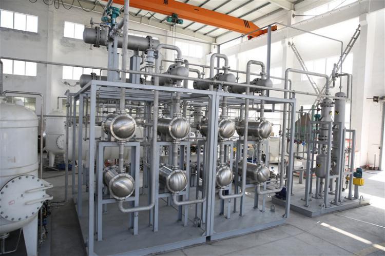 有机溶剂脱水四种工艺的对比