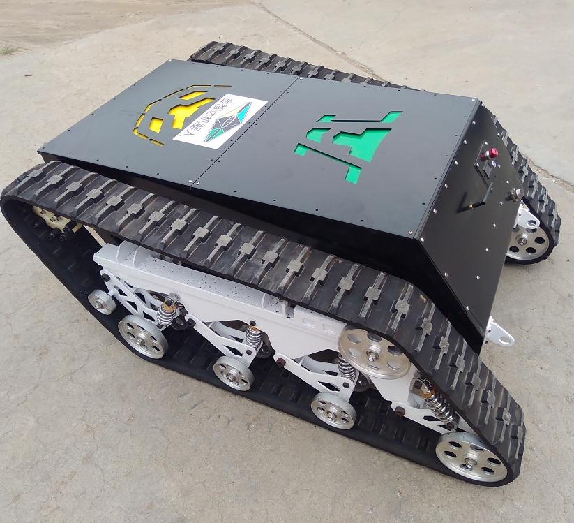 履带机器人底盘
