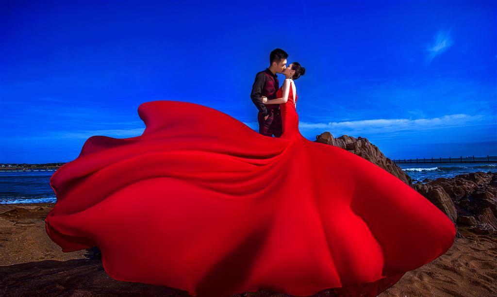 泰安婚纱摄影