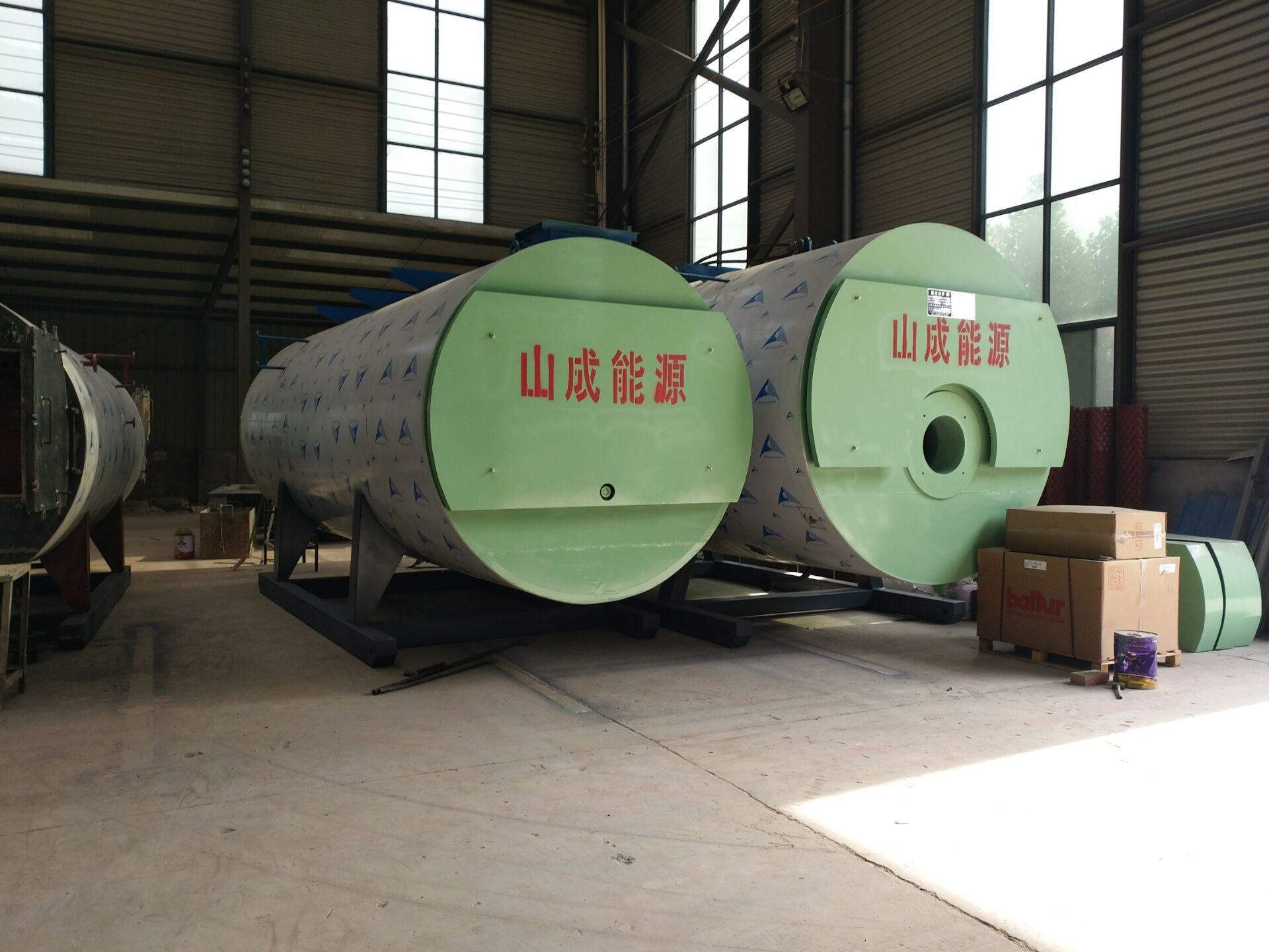 工业锅炉设备