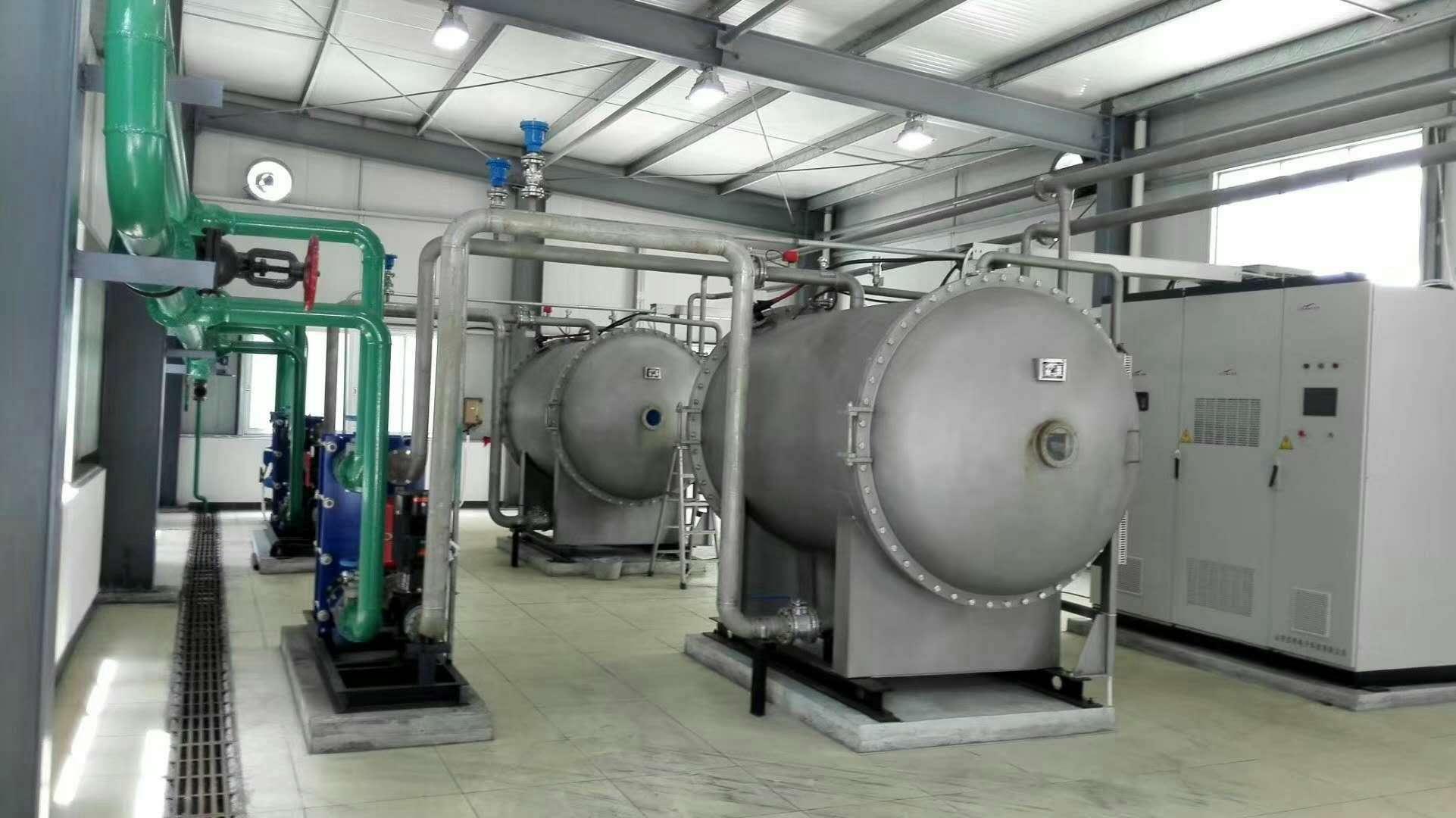 锅炉设备安装