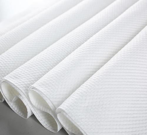 涤纶长丝热轧无纺布
