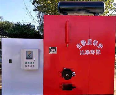 生物质蒸汽锅炉在什么情况下需停止使用