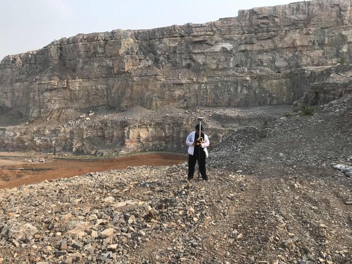 山东矿山测量