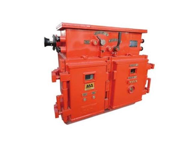 矿用隔爆调度绞车用组合控制器的使用环境及特点
