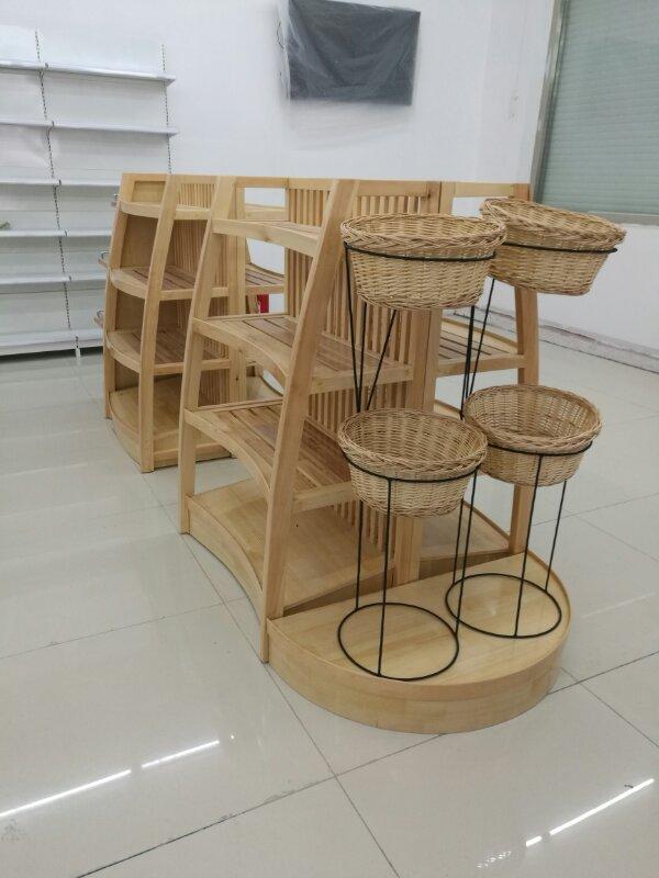 泰安木质货架