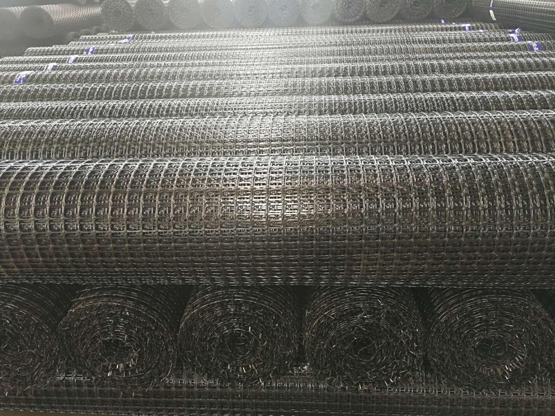 山东钢塑土工格栅