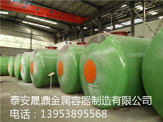 双层油罐生产厂家