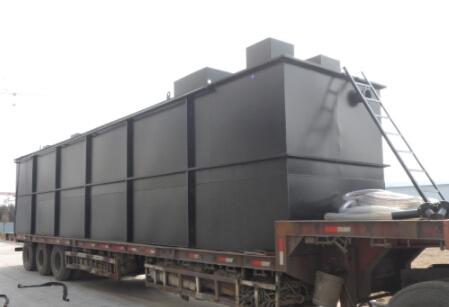 泰安一体化污水处理设备