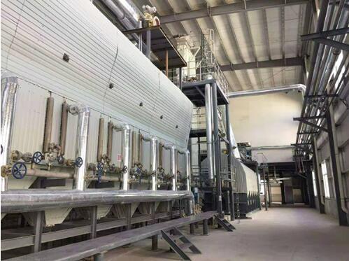 关于石膏粉生产线自动控制系统工作原理