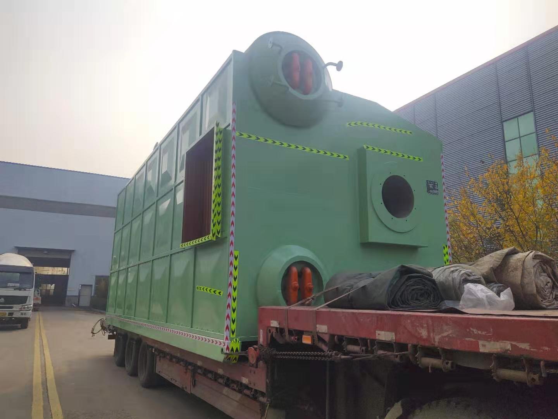 山东燃气锅炉