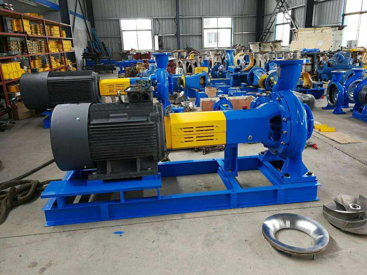 山东纸浆泵厂家介绍纸浆泵流量测量方法