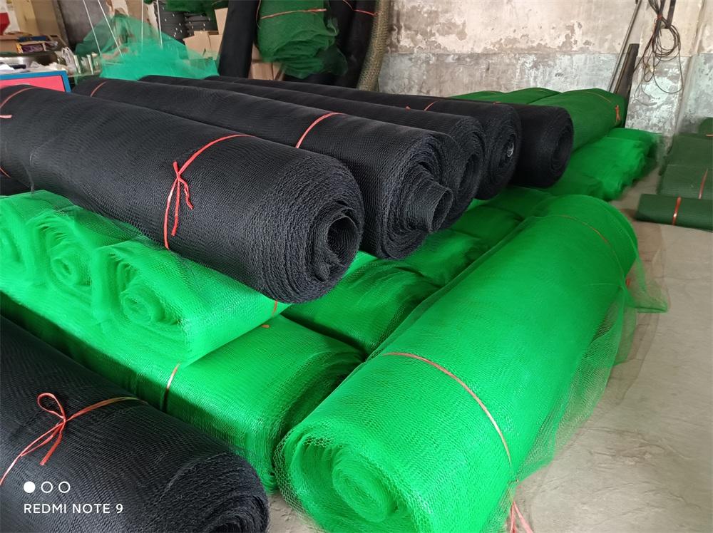 三维植被网护坡的水土维护效果