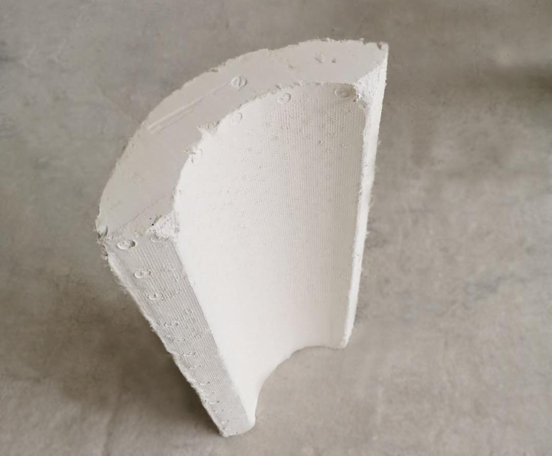 硅酸钙弧形板在外墙不会出现掉落的情况