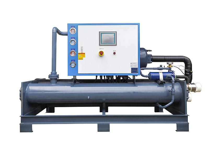 螺杆式冷水机的自动调节方式