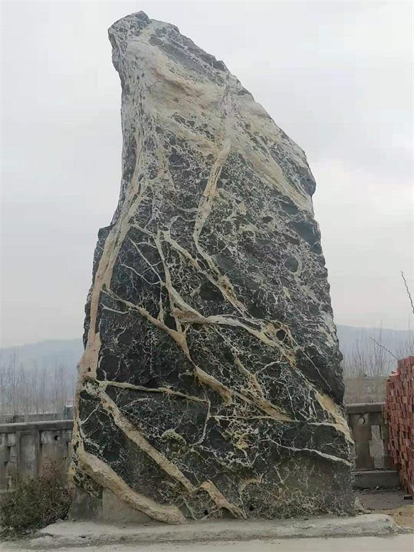 园林景观石表面加工的方式