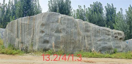 风景石为什么在农村越来越盛行了