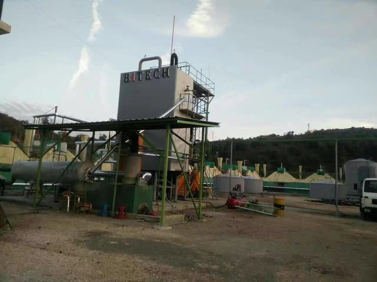 废机油炼油设备厂